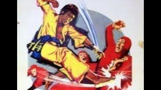 Два удара влёт   (боевые, искусства, Дориан Тан, 1978 год)