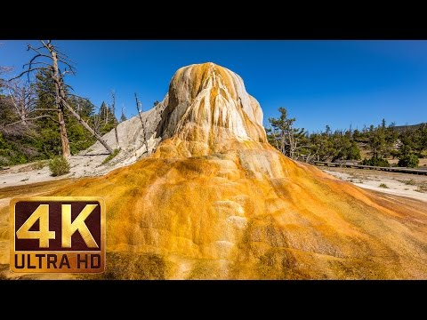 Yellowstone National Park - 4K (Ultra HD) Nature Documentary Film - EPISODE 1