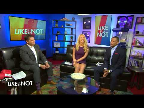 FOX 5's Like It Or Not: April 27