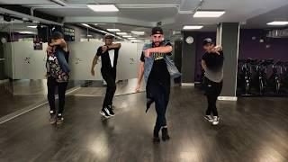 CON ALTURA-  Rosalia J Balvin |ZUMBA | COREOGRAFIA | DANCE VIDEO 2019