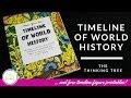 CHARLOTTE MASON TIMELINE and FREE PRINTABLES    Thinking Tree Timeline of World History