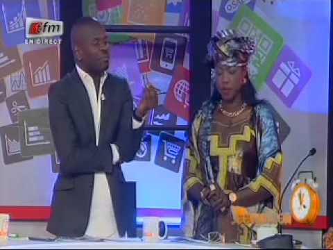 Yeewu Leen - 31 Mars 2014 - Invité Viviane: hommage à ndeye marie ndiaye