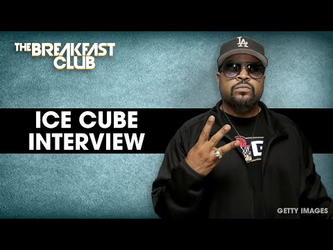 Ice Cube On BIG3 Return, Contract With Black America Update, Mount Westmore, Verzuz Interest + More