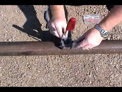 ThermOweld® Cathodic Steel Pipe Weld.wmv