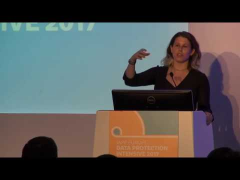 IAPP Europe Data Protection Intensive 2017 || Caroline Criado-Perez