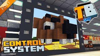 CONTROL ROOM | Truly Bedrock Season 1 [86] | Minecraft Bedrock Edition 1.14 SMP