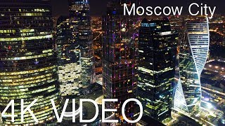 Download Moscow city | Москва сити | 莫斯科 | Night Ed | Russia 4K Mp3 and Videos