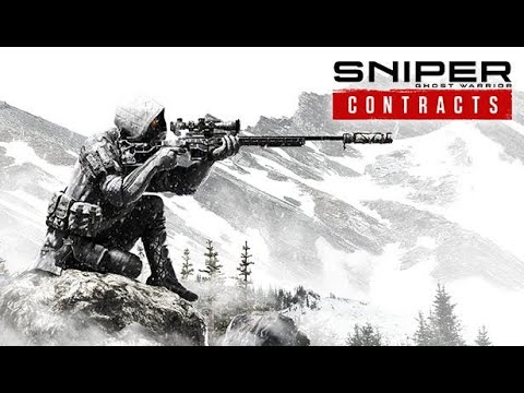 Sniper Ghost Warrior Contracts - MAP ALTAI MOUNTAINS |