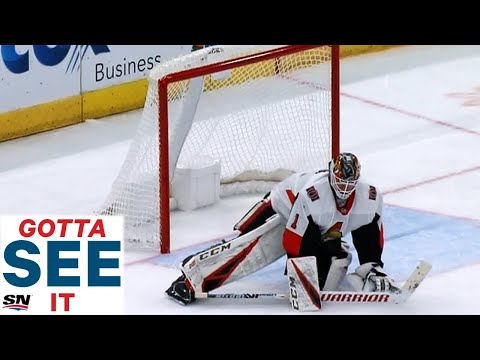 GOTTA SEE IT: Mike Condon Allows Shorthanded Goal From Coyotes Blue Line