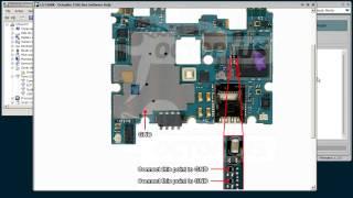 LG F200K Repair via USB with Octoplus JTAG