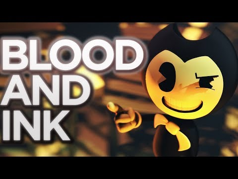 SFM Blood and Ink BENDY AND THE INK MACHINE