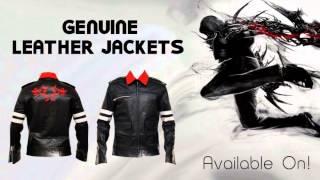 Only For Prototype Fans - Alex Mercer Leather Jacket