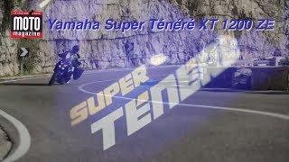 Essai Yamaha XT 1200 Super Ténéré V2 : moteur et suspension électronique !