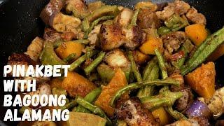 PINAKBET WITH BAGOONG ALAMANG RECIPEHOW TO COOK PINAKBETFILIPINO RECIPE