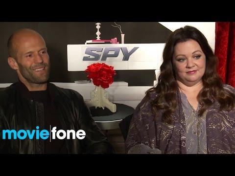 Spy   Cast Interviews