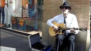 Blue Day Blues From the Street - Scrapper Blackwell Cover