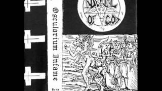 Denial Of God - Oscularium Infame (1992) (Black Metal Denmark) [Full Demo]