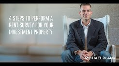 4 STEPS TO PERFORM A RENT SURVEY FOR YOUR INVESTMENT PROPERTY