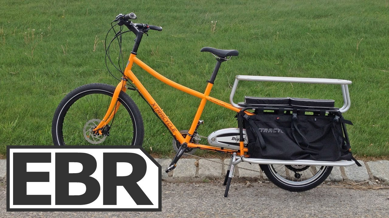 Xtracycle Edgerunner With Bionx Sl 350 Video Review Electric