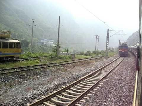 Transmongolian, the Train between Beijing and Ulan Bator