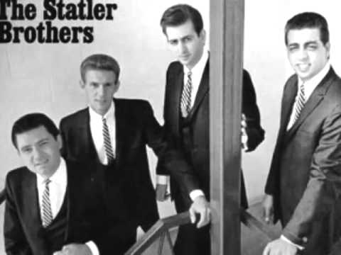 The Statler Brothers -- I'll Go To My Grave Loving You