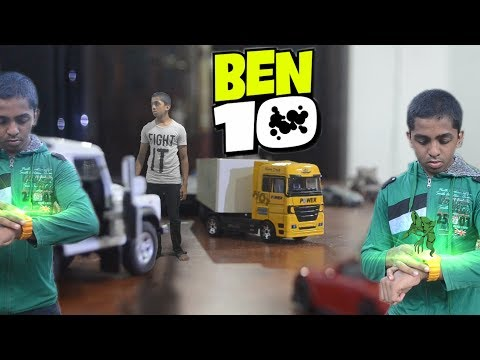 BEN 10 POWERS IN REAL LIFE Ep02
