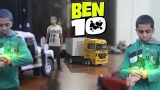 BEN 10 POWERS IN REAL LIFE Ep-02