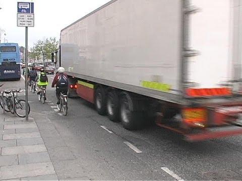 Perils For Pedestrians 105: Dublin, Velo-City 2005