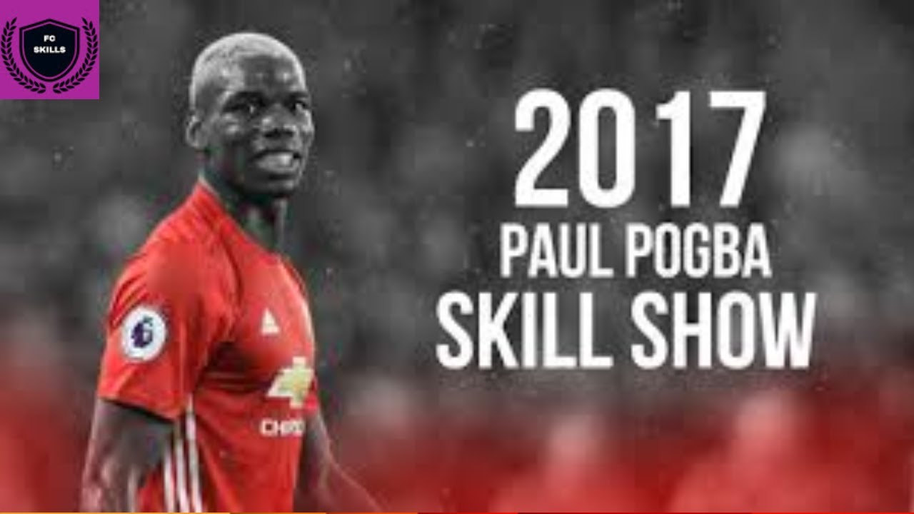 Download Paul Pogba - Amazing Skill Show 2017 HD