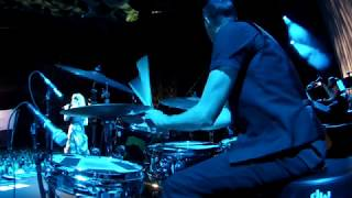 "Drum Cam - Idina Menzel  ""Defying Gravity"""