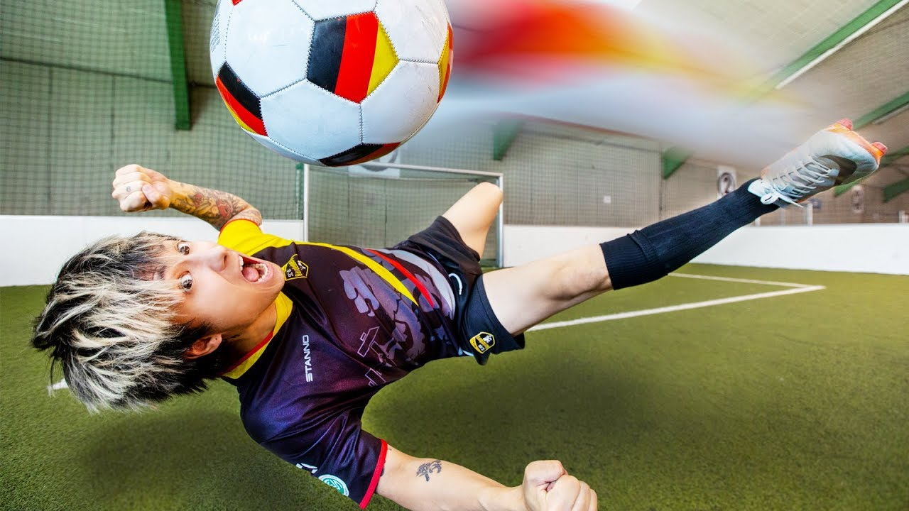 Funny Types Of Soccer Players Julien Bam