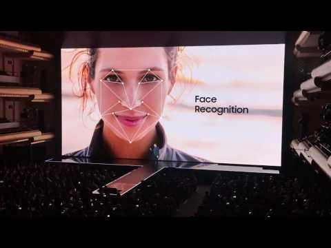 Систему распознавания лиц на Galaxy S8 можно обойти с помощью фотографии