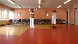 Bellydance sensual Choreo Buttons from the Pussycat dolls