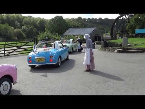 Cornish Figaro Rally 2019 Morwellham Quay
