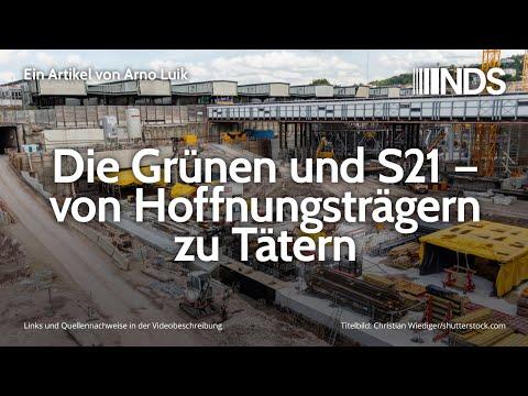 Die Grünen und S21 – von Hoffnungsträgern zu Tätern | Arno Luik | NachDenkSeiten-Podcast | 27.1.2020