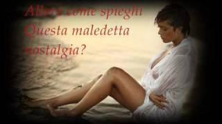 """Come Foglie""  -  Malika Ayane ( Testo )"
