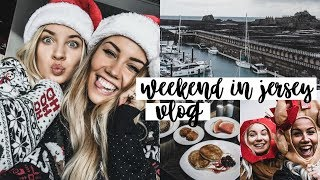 Weekend In Jersey VLOG With TashMackayx | #DaysOfCopper | Copper Garden