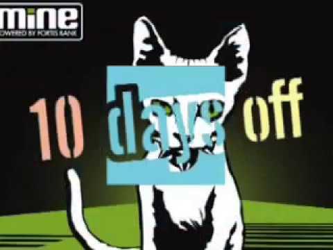 miss kittin & the hacker @ 10 days off