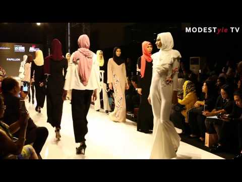 Malaysia Fashion Week (MODESTYLE Showcase) - 3 Nov