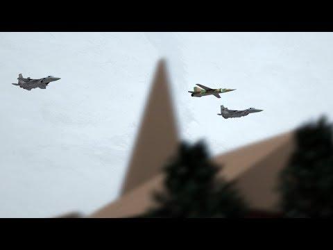 Пустая кабина летящего МиГ-23 повергла в шок НАТОвских летчиков