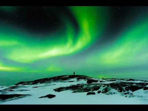 We Saw Northern Lights! [Nuuk, Greenland]