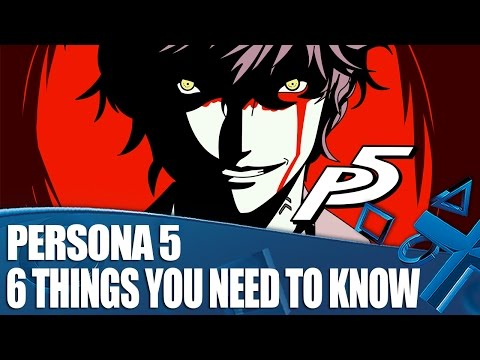Persona 5 - 6 Things You Should Know If This Is Your First Persona Game