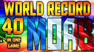 MW3 : WORLD RECORD ! 40 MOAB in ONE GAME ! by other-gun