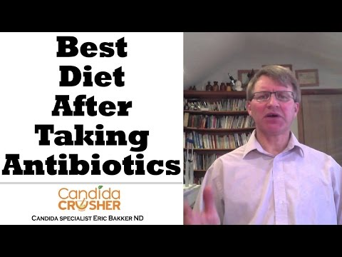 Your Best Diet Advice After Antibiotics