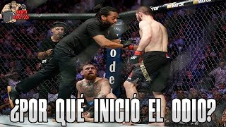 Download ¿Por qué inició el odio entre Khabib Nurmagomedov y Conor Mcgregor? Mp3 and Videos