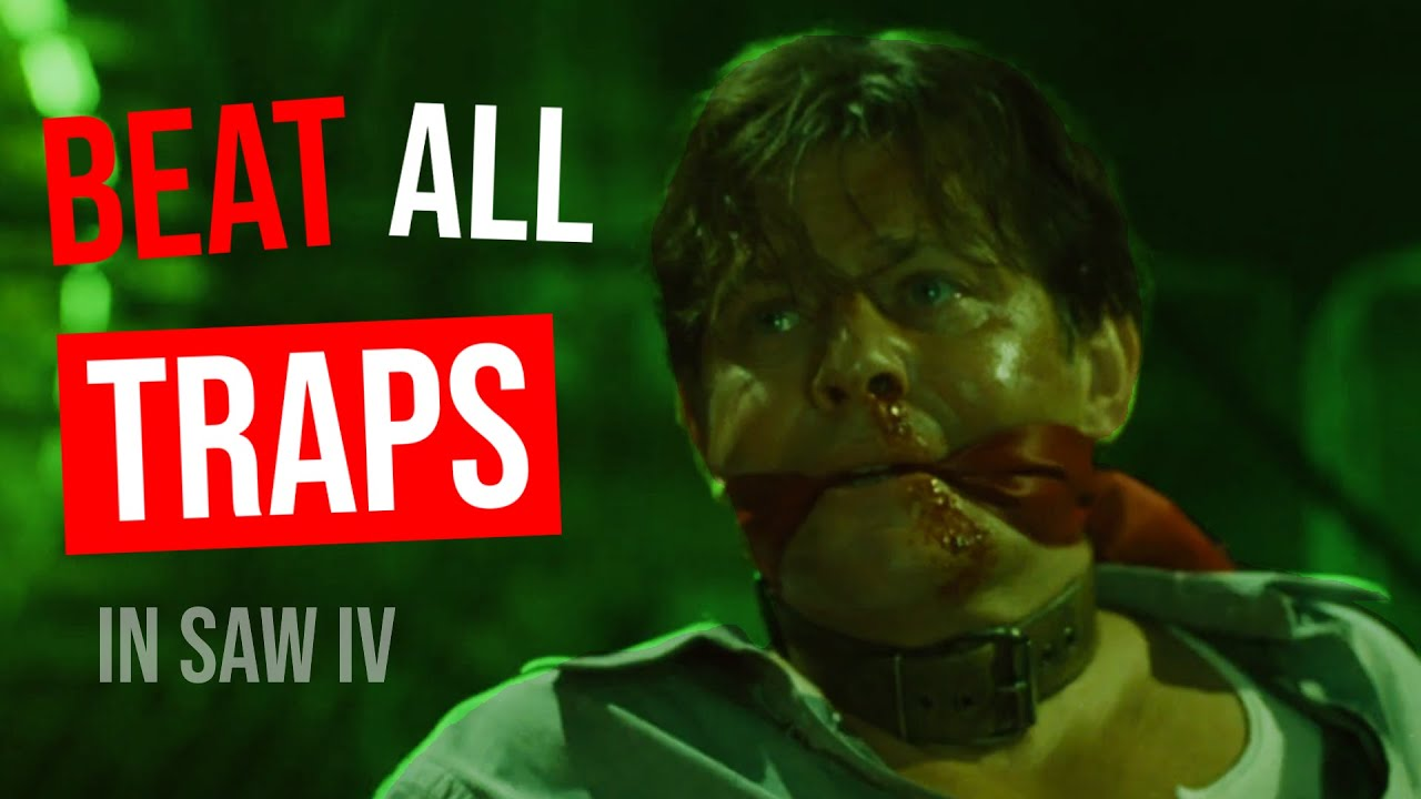 Download How to Beat Every Trap in Saw 4