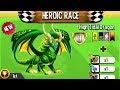 Dragon City 1st Winner Yggdrasil Dragon HEROIC RACE 2018 mp3