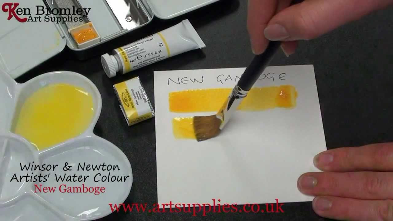 Gamboge Paint Images - Reverse Search