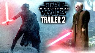 The Rise Of Skywalker Trailer 2 Bad News Revealed! (Star Wars Episode 9 Trailer)