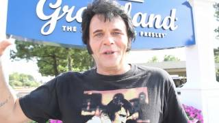 Andy Svrcek on the day Elvis died Elvis Week 2013 (video)